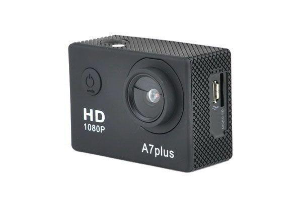 ЭКШН-КАМЕРА SPORTS HD DV 30М A7plus (Оригинал)