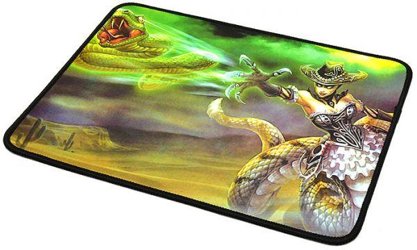 Качественный игровой коврик стилизованный под игру League of Legends W3