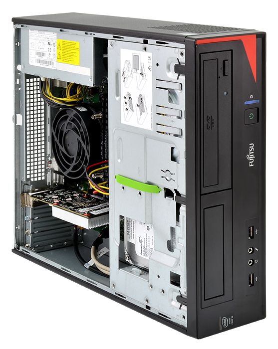 Відмінний Ігровий ПК ZEVS PC6530U i5 4440 4x3.1GHz GT1030 2GB + 8GB DDR3 + Монітор 20 ''