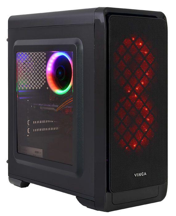 АКЦИЯ! Игровой ПК ZEVS PC7900GT Phenom II X4 + Radeon RX 560 4GB +ИГРЫ!