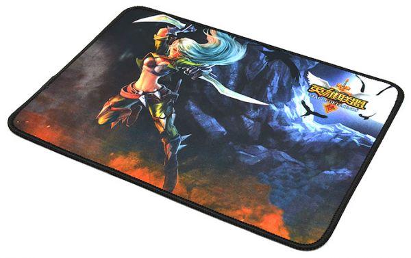 Качественный игровой коврик стилизованный под игру League of Legends W8