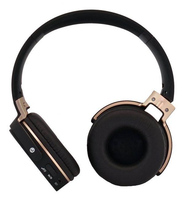 Беспроводные Bluetooth наушники EVEREST JB950 с МР3 и FM
