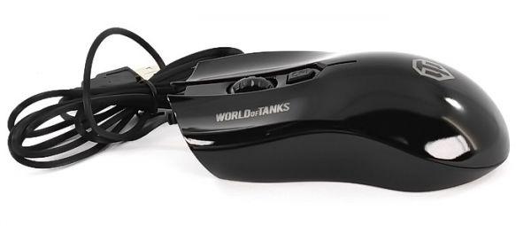 Мышь проводная игровая USB M31 WORLD of TANKS