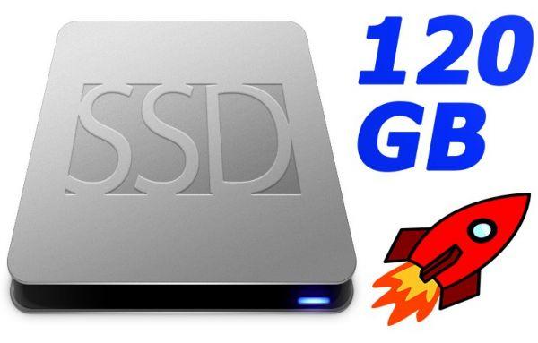 + SSD 120GB
