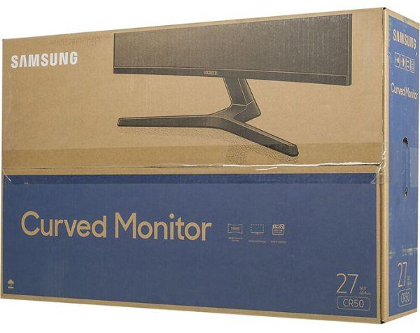 Монитор 27'' SAMSUNG Curved C27R500