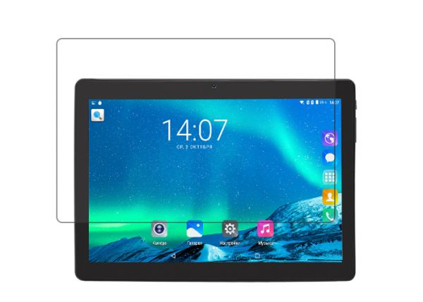 """Защитная пленка на планшет Contixo B105 с диагональю экрана 10.1"""""""