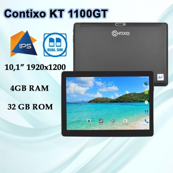 Игровой планшет CONTIXO KT 1100GT 4GB RAM 32GB ROM(Облегченный)
