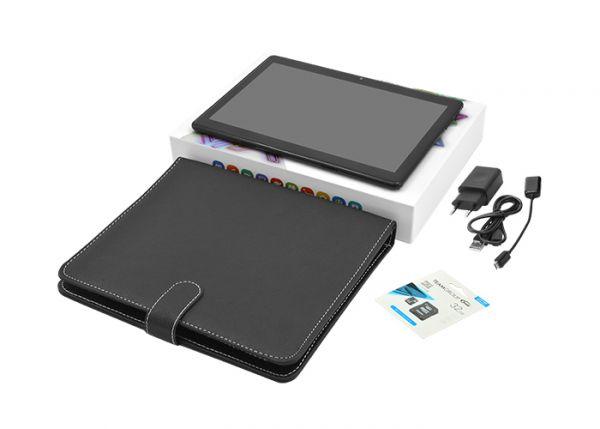 """Игровой планшет CONTIXO K109 4G 10.1"""" 1920х1200 3GB RAM 32GB ROM + Чехол-клавиатура + Карта 32GB"""