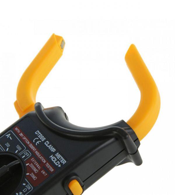Акция!Токовые клещи Digital DT-266 Clamp Meter мультиметр