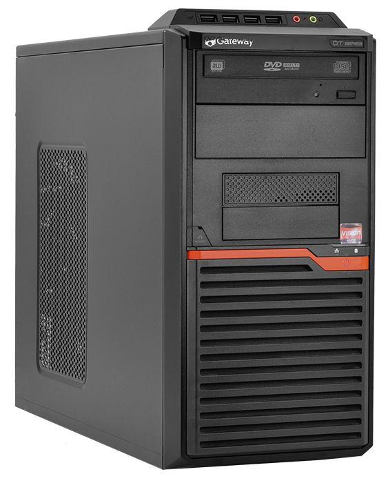 Недорогой игровой ПК ZEVS PC1550 2 Ядра 4GB RAM + R7 250 1GB + Игры
