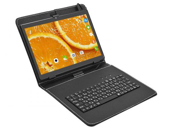 "Игровой CONTIXO GT 1160 4G 10.1"" 1920х1200 3GB/32GB GPS + Чехол-клавиатура + Карта памяти 32GB"