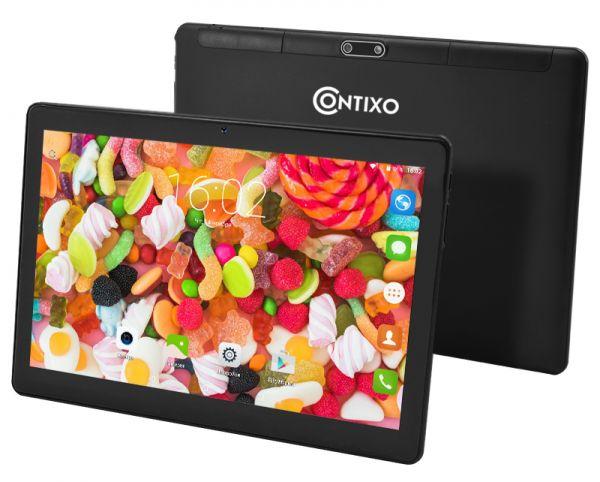 "Игровой планшет CONTIXO K109 4G 10.1"" 1920х1200 3GB RAM 32GB ROM + Чехол-вкладыш + Карта 64GB"