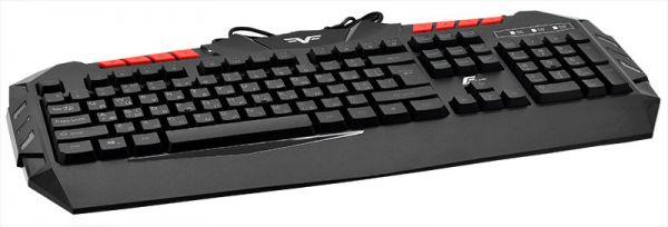 Клавиатура проводная Frime Dragonfly Black