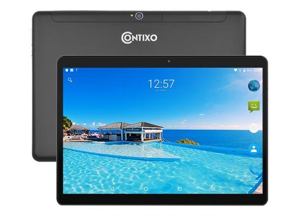 Супер Игровой  Планшет-Телефон CONTIXO KT101A 3/32GB 4G BT FM GPS + Карта памяти 64GB