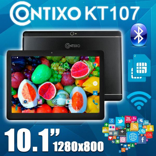 Игровой Планшет CONTIXO KT107 10.1  2/16GB ROM 3G (Lite)