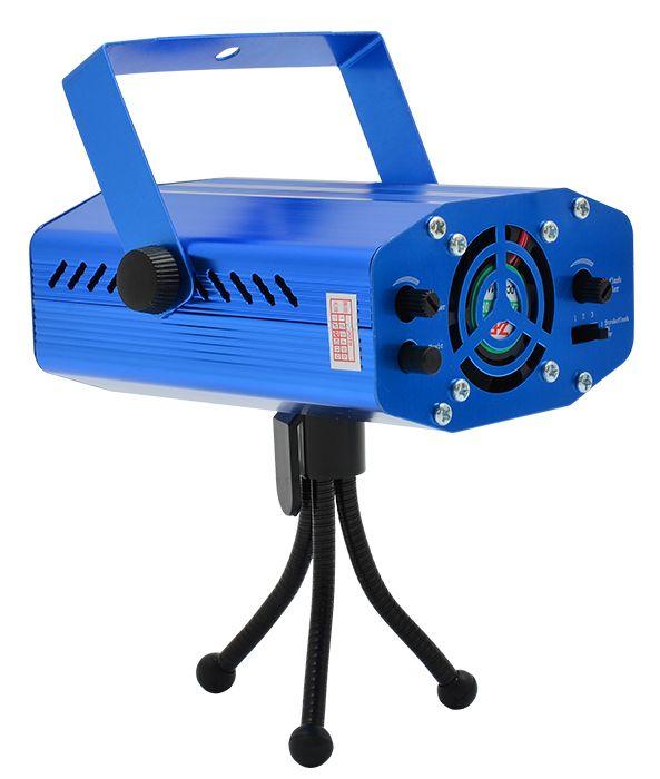 Лазерный мини проектор Mini Laser Stage Lighting YL-09