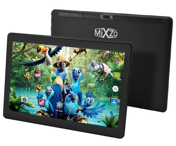 АКЦИЯ! Планшет-Телефон MiXzo ME1025 3G Limited Edition 10.1 дюйм 2GB RAM 16 GB ROM GPS+ Чехол-вкладыш