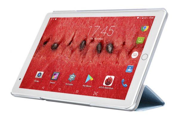 Отличный Планшет-Телефон Contixo CX1045 2/16GB 3G GPS + Чехол-книжка