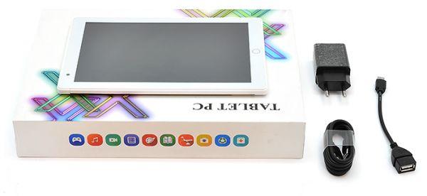Распродажа! Игровой планшет MiXzo MX 908 4G SILVER 8'' Android 9.1 2gb ram 32gb rom + Чехол