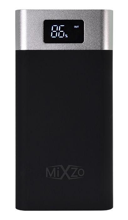 Супер зарядное Power Bank MiXzo 20000mah + Карта памяти 32GB