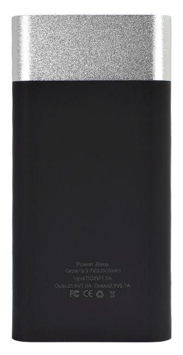 Супер зарядное Power Bank MiXzo 20000mah + Карта памяти 64GB