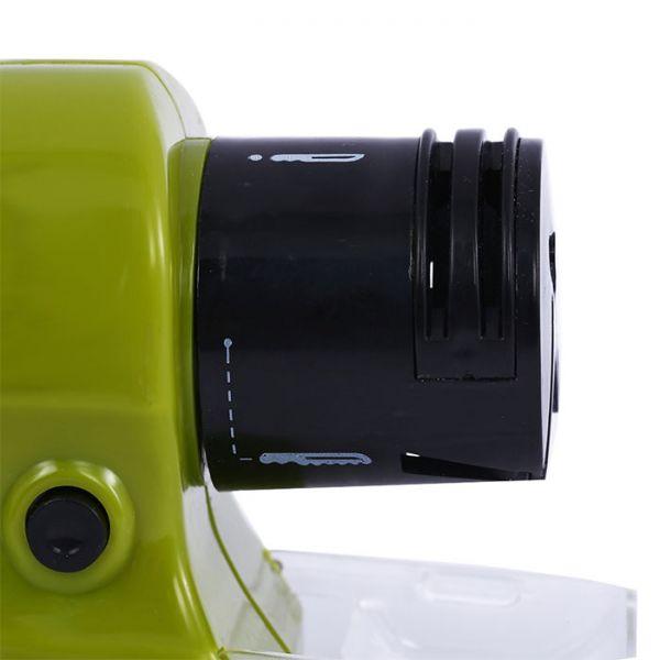 Беспроводная универсальная точилка для ножей и ножниц Swift Sharp Motorized Knife Sharpener