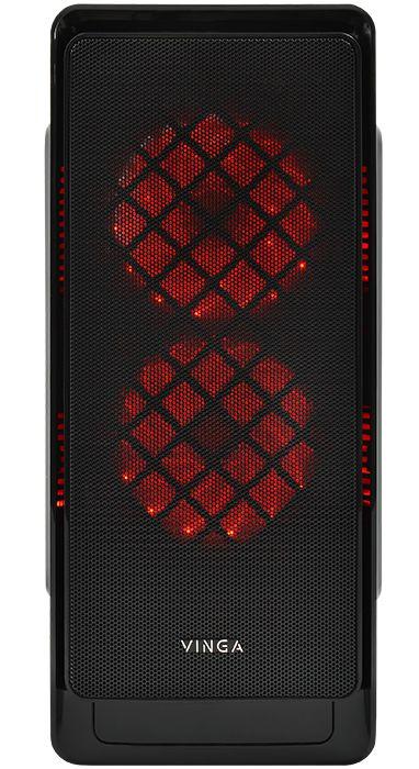 АКЦИЯ! Игровой ПК ZEVS PC 7420U FX- 4320 + RX 460 2GB + ИГРЫ!