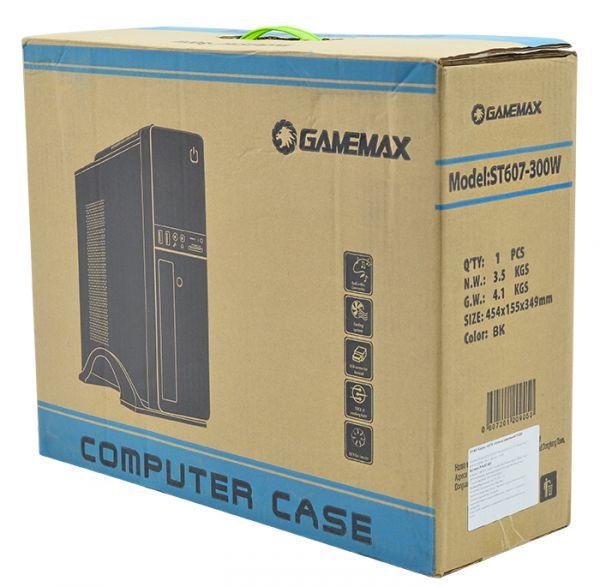 Мощный офисный ПК ZEVS PC A630 Intel Celeron G4920 + 240GB SSD + Программы!