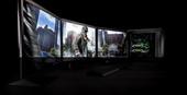 NVIDIA Surround с возможностью подключения до четырех мониторов